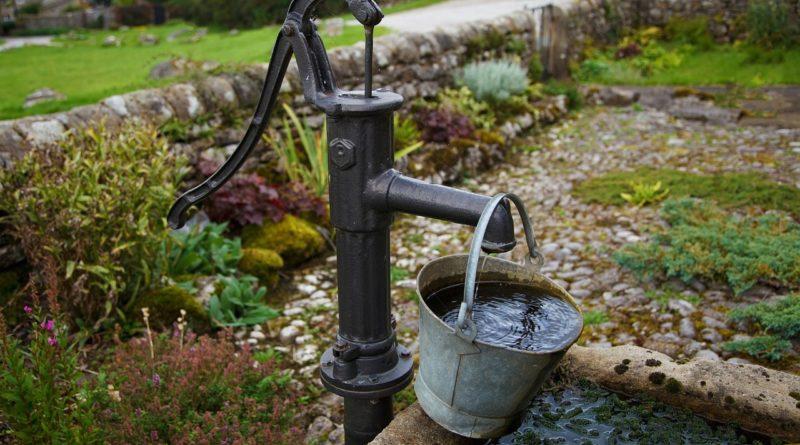Абиссинская скважина и колодец, как способ поставки воды