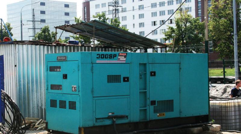 Аренда генератора — быстрое решение проблем
