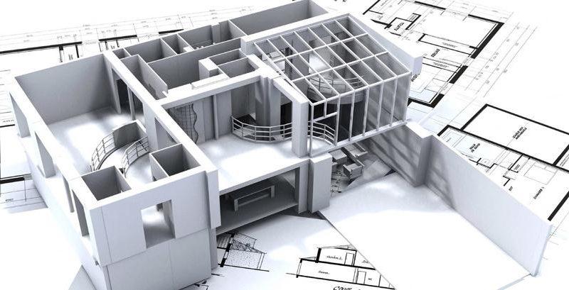 Архитектурное проектирование промышленных зданий и сооружений