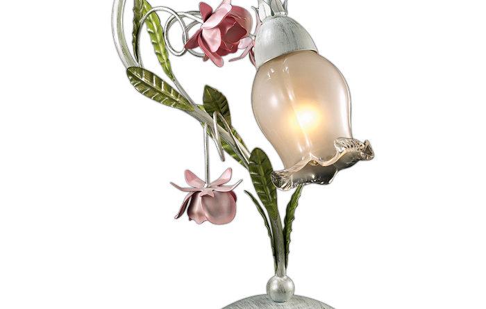 Callar light, настольная лампа в виде букета лилий