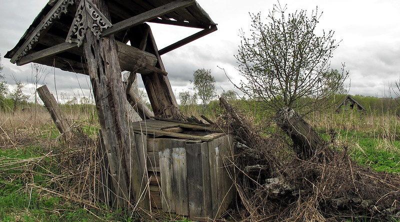 Дерево в быту русской деревни