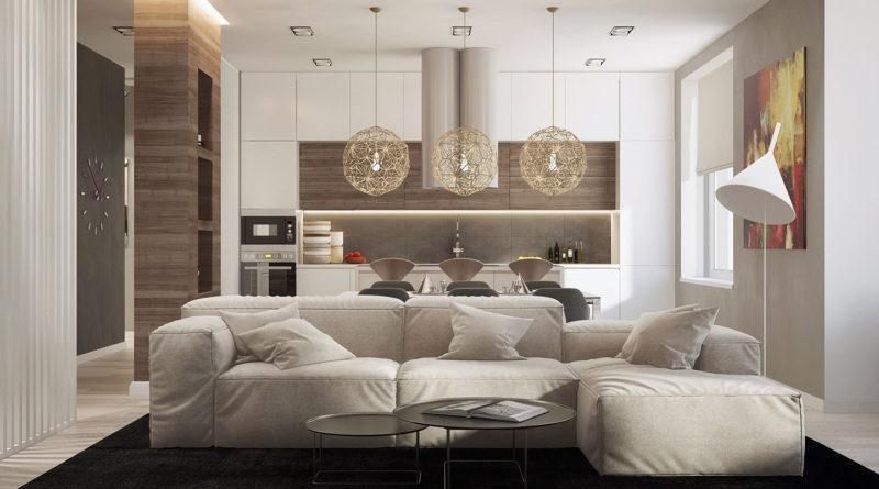 Дизайн квартиры или дома от профессионалов