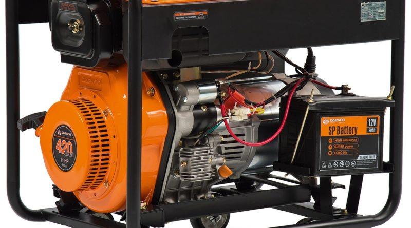 Дизельные генераторы: виды и особенности