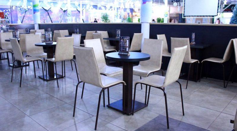 Как выбрать мебель для заведений общепита?