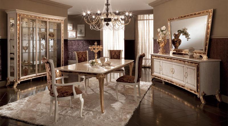 Как выбрать мебельный комплект в столовую или гостиную?