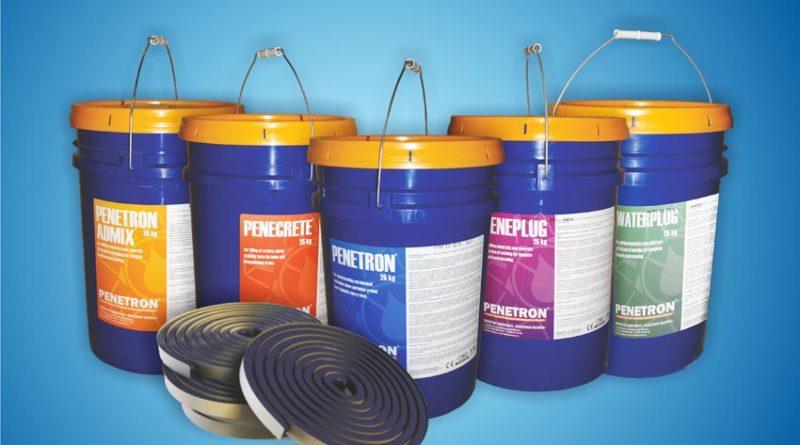 Материалы Пенетрон — это профессиональная гидроизоляция