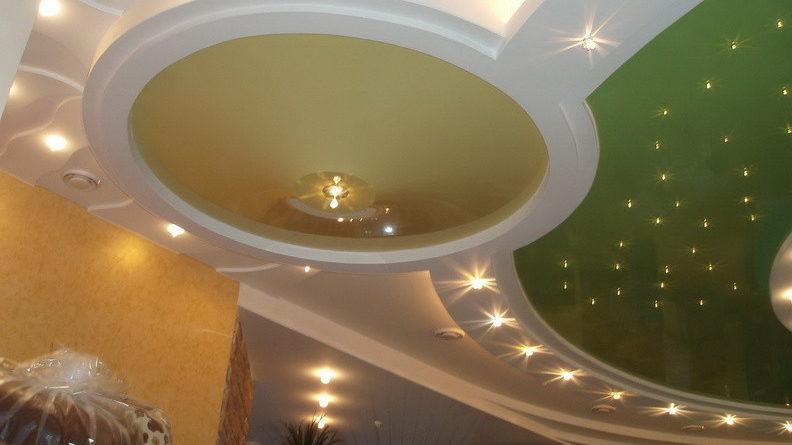 Оденьте потолок красиво — декорирование потолка