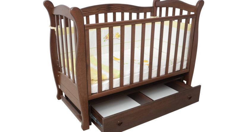 Огромный ассортимент детских кроваток из дерева