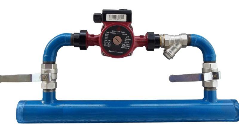 Основные функции байпаса в системе отопления