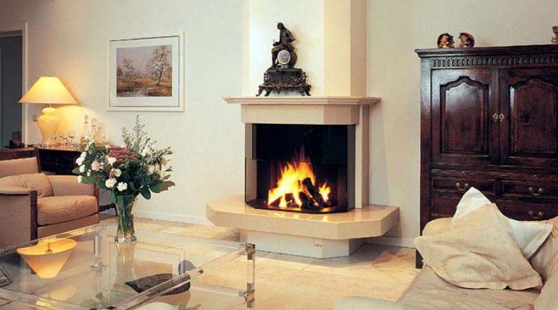 Особенности выбора типа камина для дома