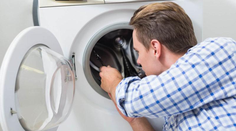 Причины неисправности стиральных машин
