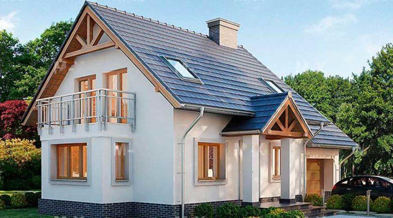 Применение типового проекта в строительстве дома.