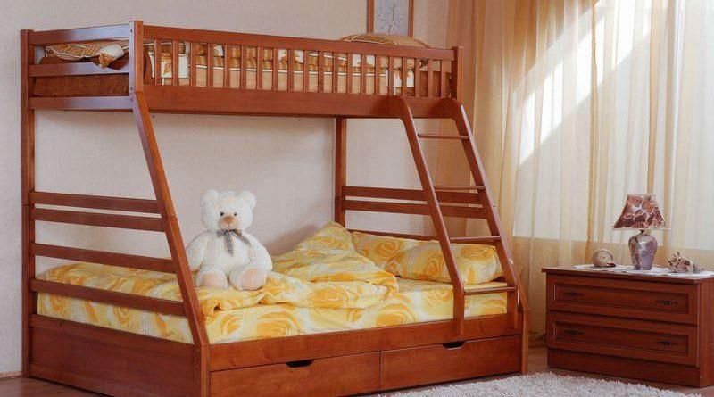 Рекомендации при покупке двухъярусной кровати