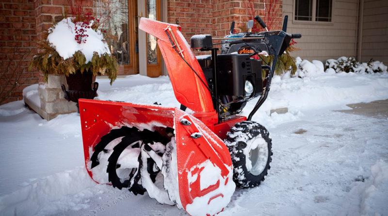 Самые частые поломки снегоуборочных машин