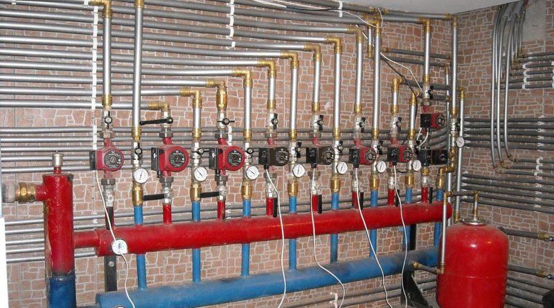 Системы отопления для частного дома и квартиры