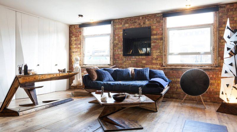 Советы при выборе мебели для лофта