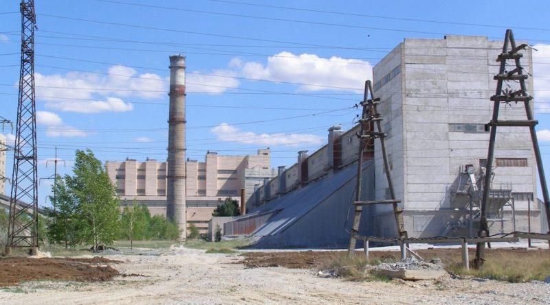 Структура завода и описание его частей
