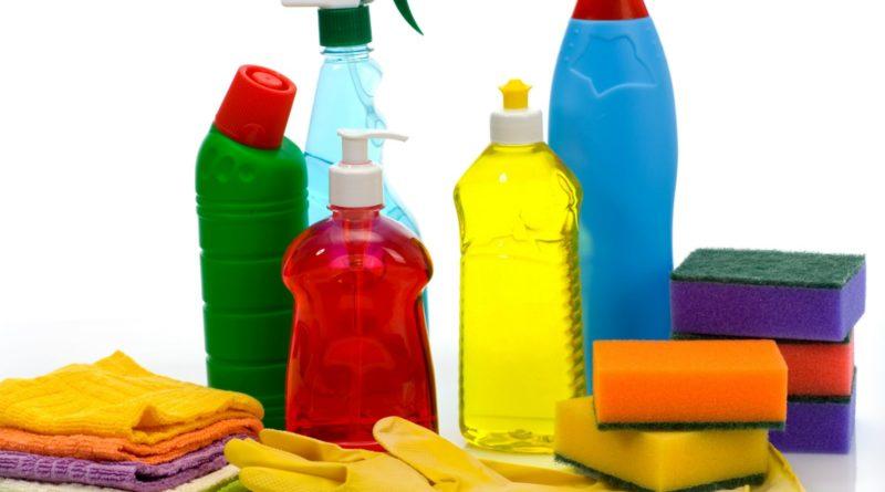Виды моющих средств для уборки