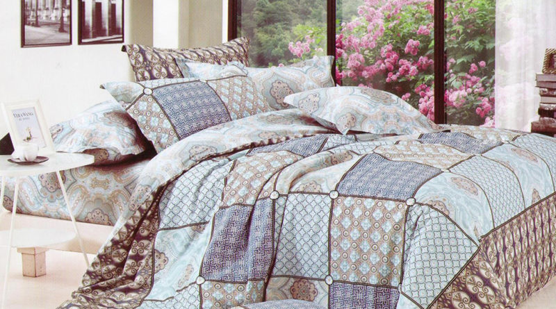 Виды постельного белья