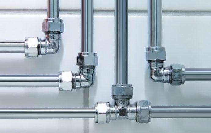 Выбор труб для водоснабжения