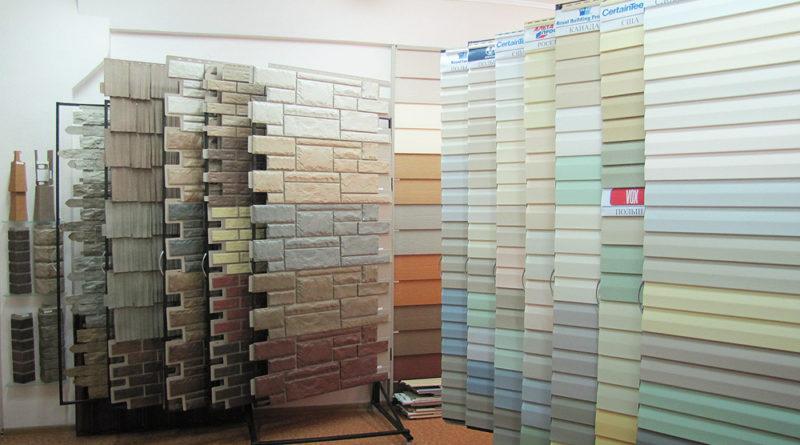 Современные отделочные материалы  дешево и практично