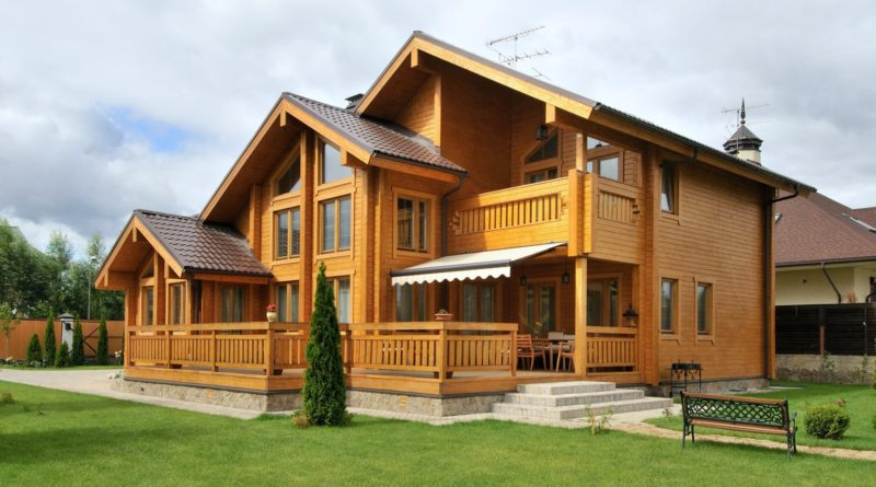 Строительство деревянных домов особенности и преимущества