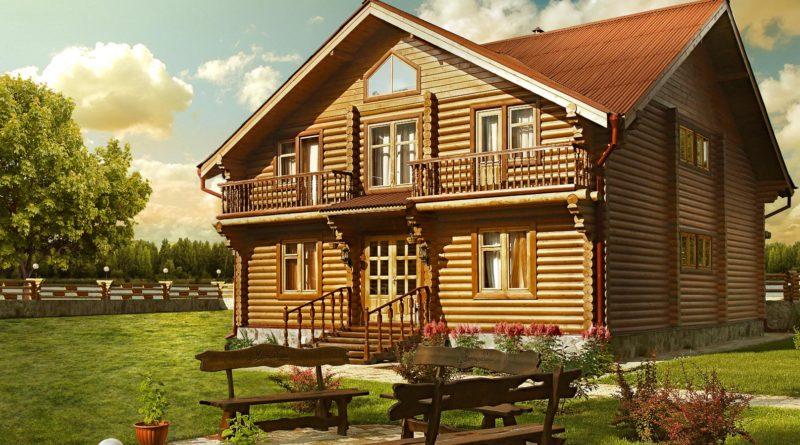Строительство загородного летнего дома