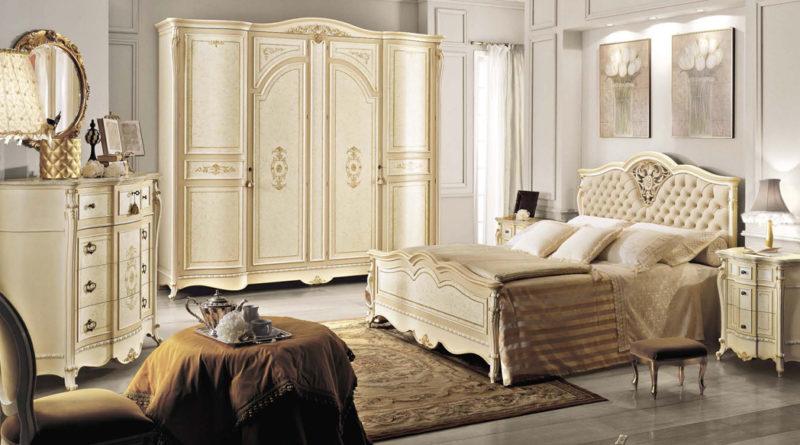 Спальни Италии для тех кто ценит комфорт