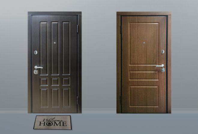 Спокойствие и комфорт с металлической дверью в доме