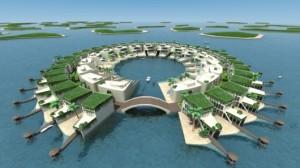 Архитекторы одной из голландских компаний помогут развитию проекта «Мир» в Дубаи