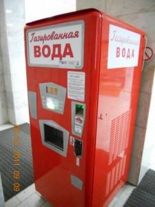 Автоматы газированной воды, как бизнес