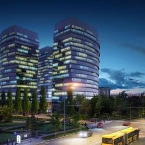 Бизнес-центр «Лотос» украсит юго-запад Москвы