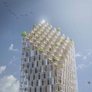«Большое дерево» — небоскреб будущего