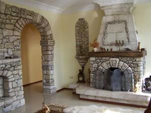 Декоративные элементы в отделке помещения