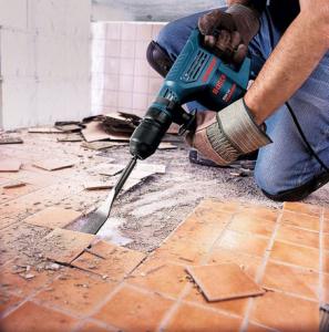 Демонтаж – первая фаза любых ремонтно-строительных работ