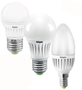 Диммируемые светодиодные лампы