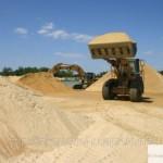 Добыча и виды песка. Использование песка в строительстве