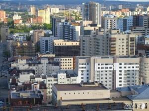 Екатеринбург устанавливает рекорды по объёмам ввода жилья