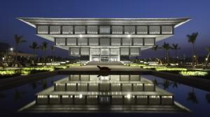 GMP Architekten закончил возведение 3-ёх блестящих стадионов