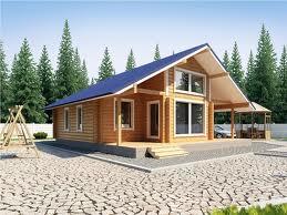 Готовые дома из клееного бруса: основные плюсы