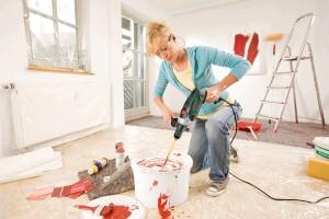 Информация о различных материалах и проведение ремонтных работ своими руками