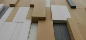Инновационные панели Eter-Color из цементных волокон для отделки внутренних и внешних стен зданий