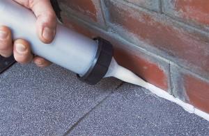 Использование герметика в строительстве