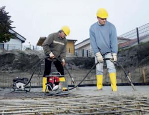 Использование глубинных вибраторов в строительстве