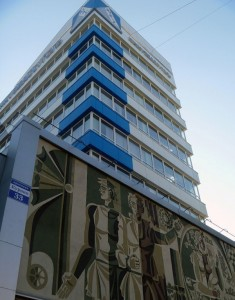 История первых многоэтажек