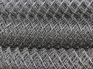 Изготовление и применение сетки рабицы