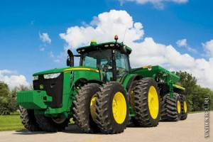 John Deere начнет устанавливать 9-литровые двигатели в лесозаготовительную технику
