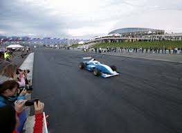 К августу трасса Формулы-1 в Сочи будет готова