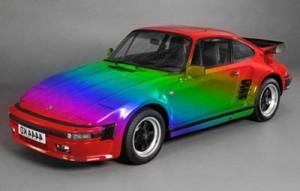 Как снять старую краску с автомобиля