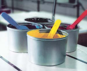 Как состав краски влияет на скорость ее высыхания?